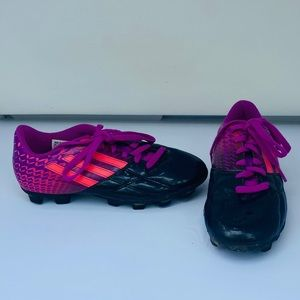ADIDAS**US 3Y Cleats Excellent Used Condition